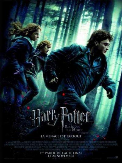 Harry Potter et les reliques de la mort, première partie