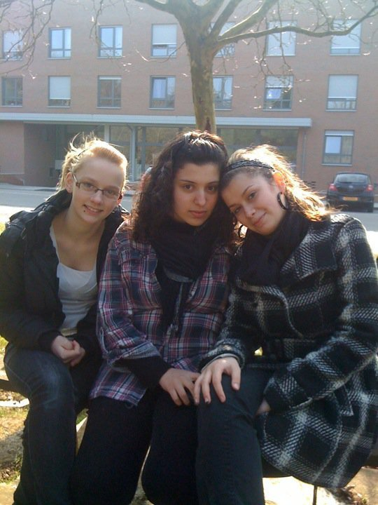 Melinda, Moi et Sarah