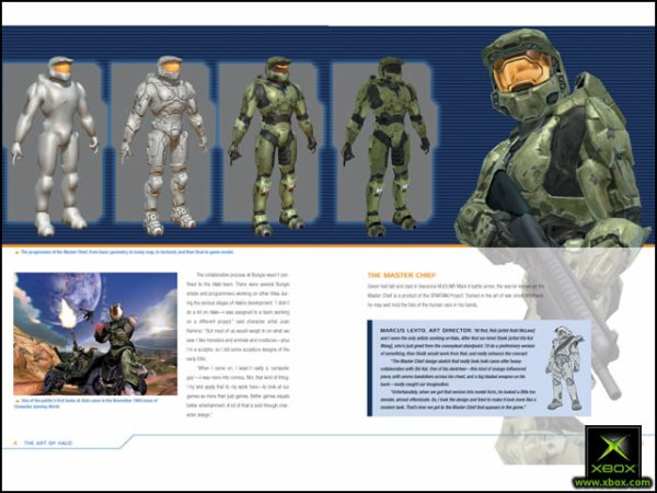 THE  ART  OF  HALO : CREATING   A   VIRTUAL   WORLD