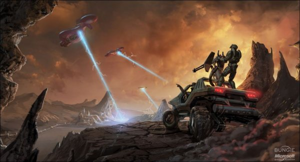 THE  ART  OF  HALO  3