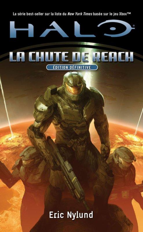 HALO : LA  CHUTE  DE  REACH