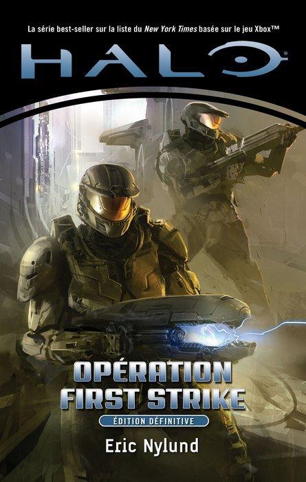 HALO : OPERATION  FIRST  STRIKE