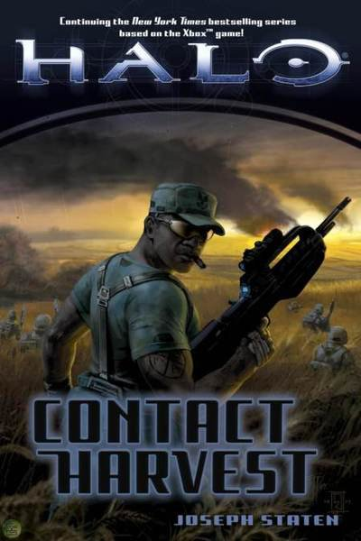 HALO : CONTACT  HARVEST