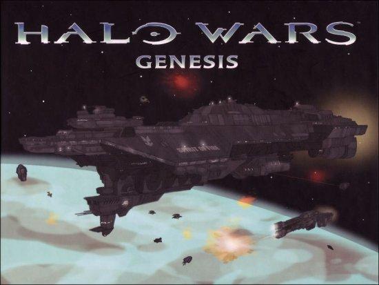 HALO  WARS : GENESIS