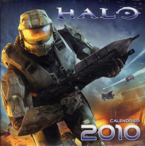 CALENDRIER  HALO  2010