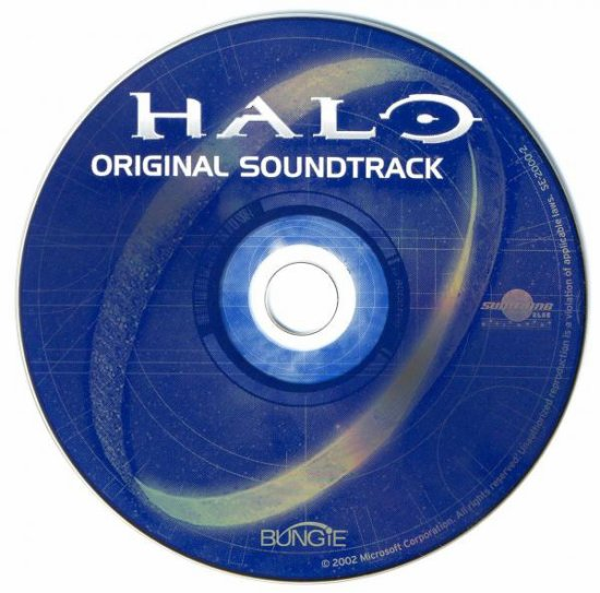 HALO  COMBAT  EVOLVED : ORIGINAL  SOUNDTRACK