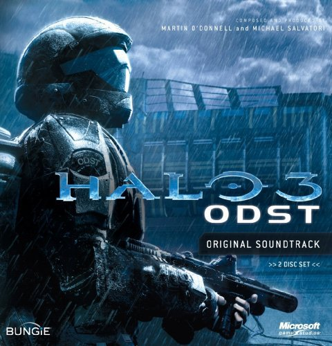 HALO  3  ODST : ORIGINAL  SOUNDTRACK