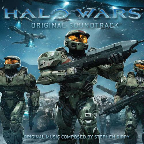 HALO  WARS : ORIGINAL  SOUNDTRACK