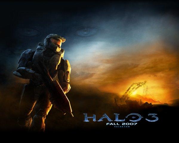 L'HISTOIRE   DE   HALO   3