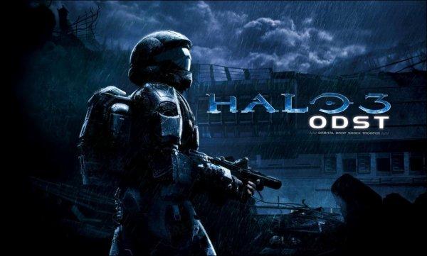L'HISTOIRE   DE   HALO   3 : ODST