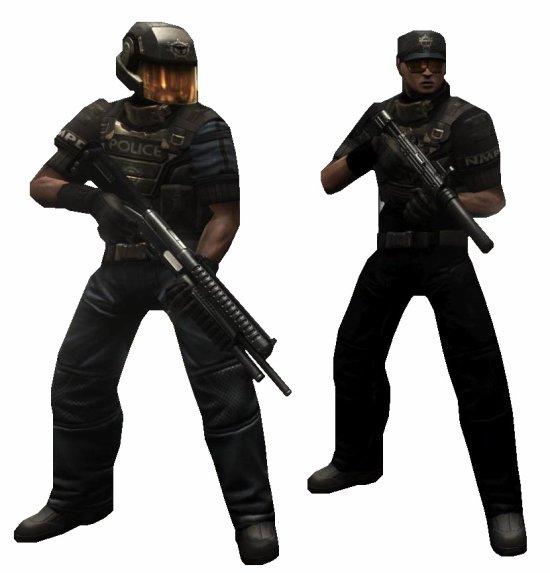 LE   DÉPARTEMENT   DE   POLICE   DE   LA   NOUVELLE   MOMBASA   (NMPD)