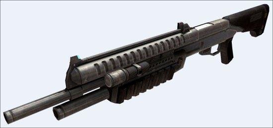 FUSIL   A   POMPE   M90   CAWS   DTM   SERIES