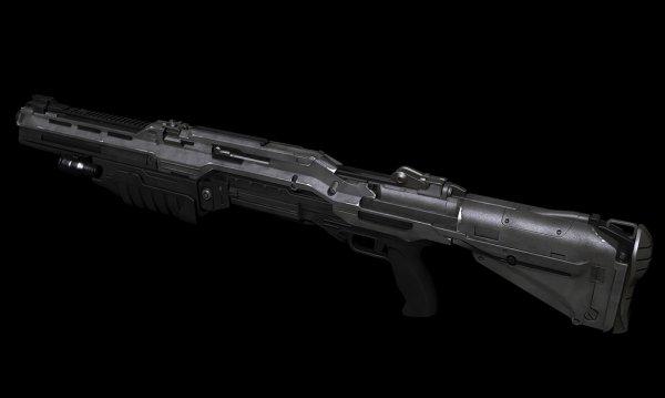 FUSIL   A   POMPE   M45  TS