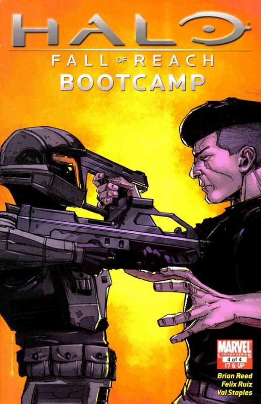 HALO : FALL   OF   REACH : BOOT   CAMP