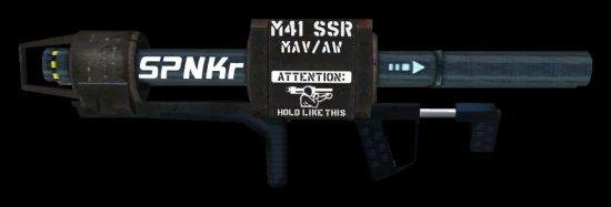 LANCE - ROQUETTES   M19   SSM