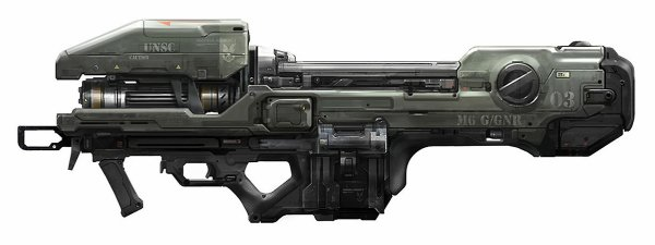 LASER   SPARTAN   W / AV   M6   G / GNR