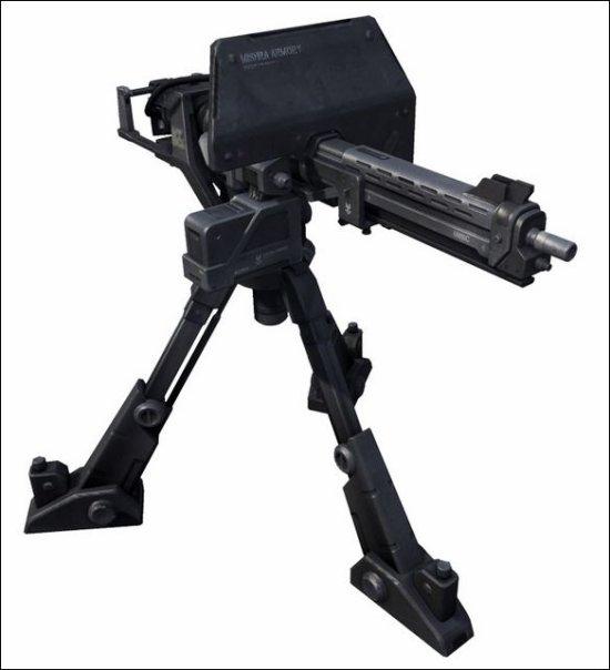MITRAILLEUSE   M247H   HMG