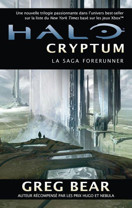 HALO : LA   SAGA   FORERUNNER : CRYPTUM