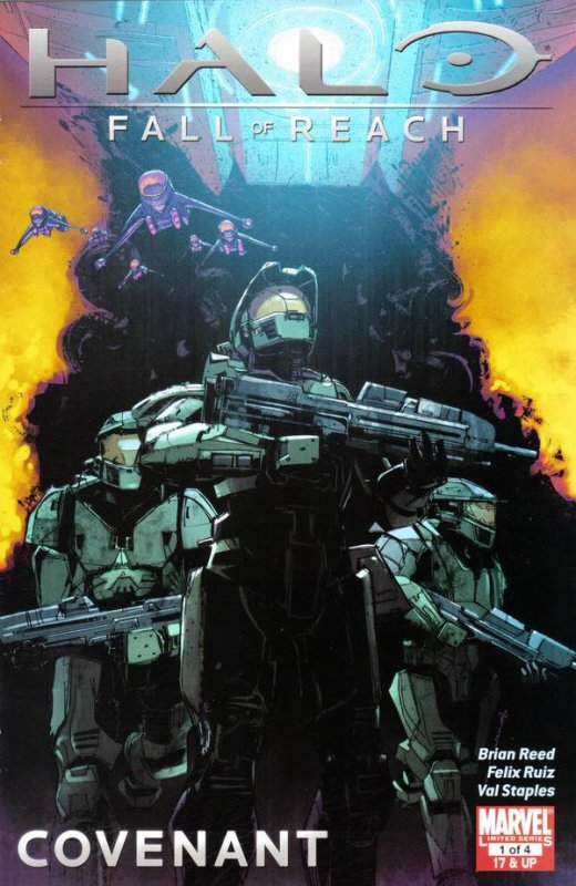 HALO : FALL   OF   REACH : COVENANT