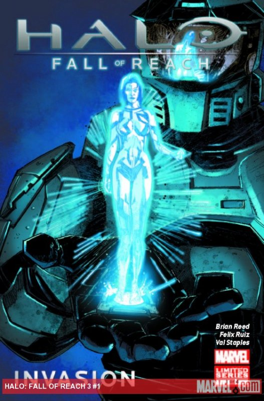 HALO : FALL   OF   REACH : INVASION