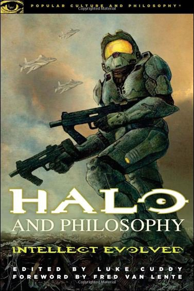 HALO   AND   PHILOSOPHY : INTELLECT   EVOLVED