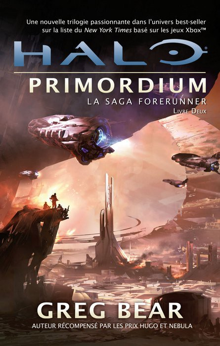 HALO : LA   SAGA   FORERUNNER : PRIMORDIUM
