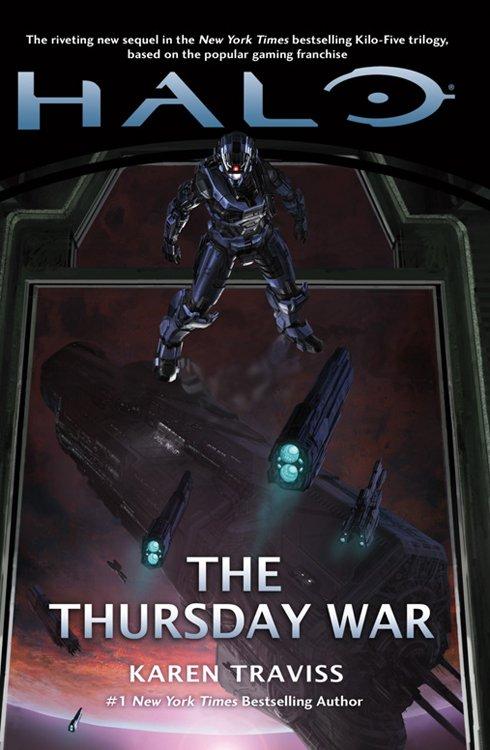 HALO : THE   THURSDAY   WAR