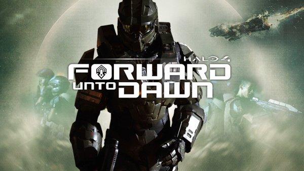 HALO   4 : FORWARD   UNTO   DAWN