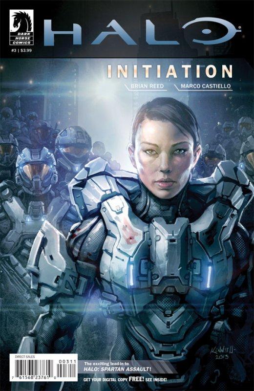 HALO : INITIATION
