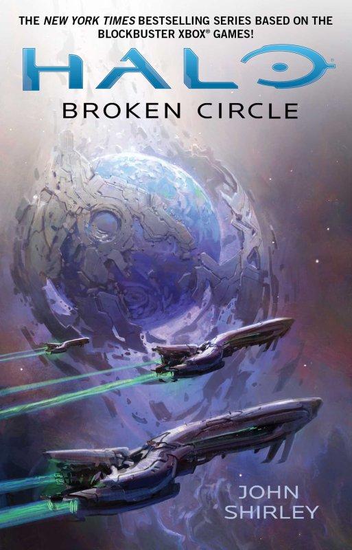 HALO : BROKEN   CIRCLE