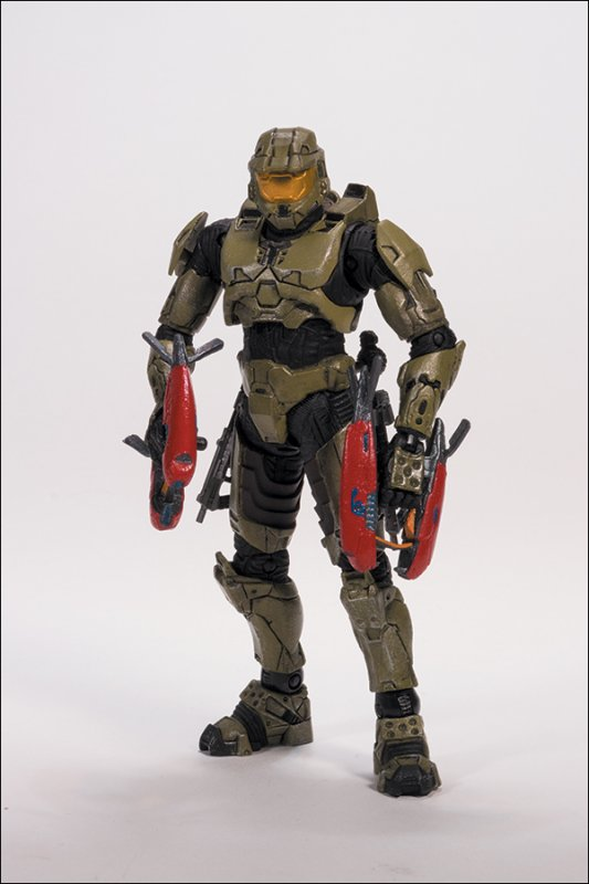 FIGURINES   HALO