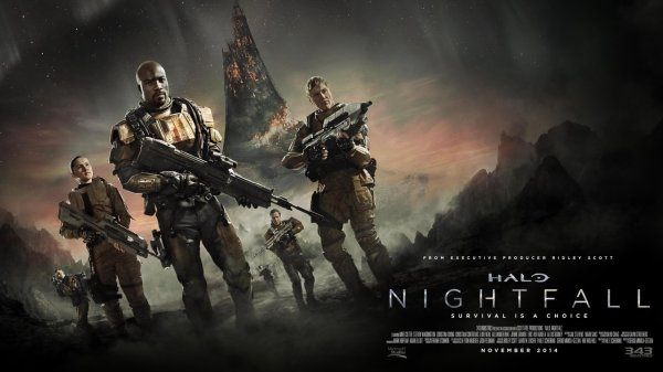 IMAGES    HALO  :  NIGHTFALL