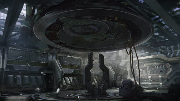 CONCEPTS    ARTS    HALO  4