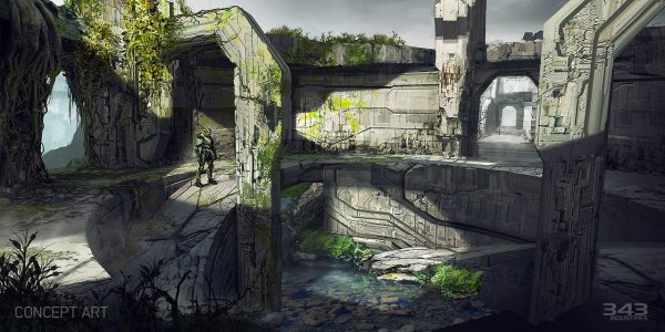 CONCEPTS    ARTS    HALO    2  :  ANNIVERSARY