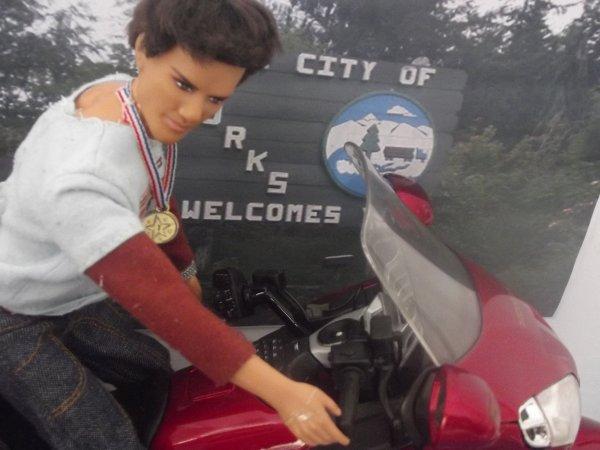 Tu viens en moto? ;)