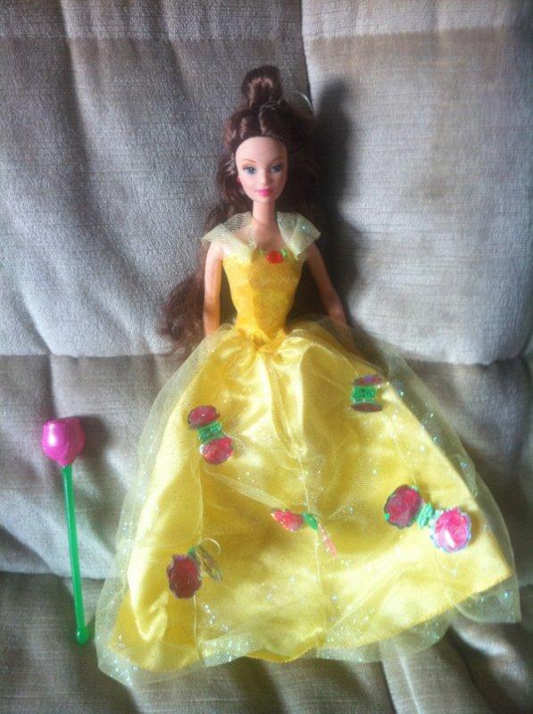 Ma nouvelle Belle Disney Princess Flutter Fantasy