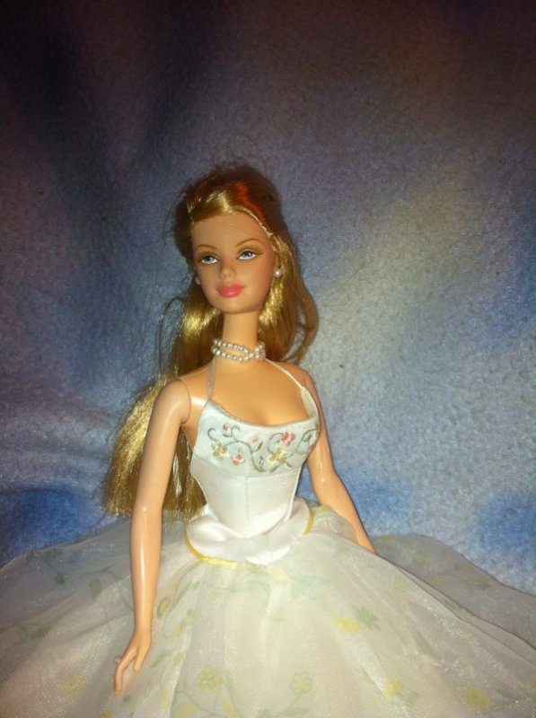 Barbie Romantic Wedding 2001(mercie Barbie1401)