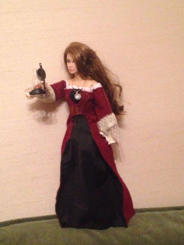 Une nouvelle robe