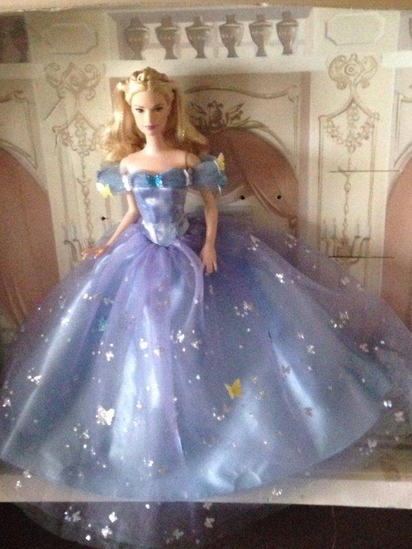 Cendrillon Mattel 2015