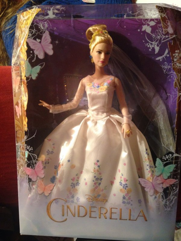 Cendrillon Wedding Gown