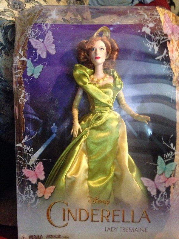 Lady Tremaine Mattel