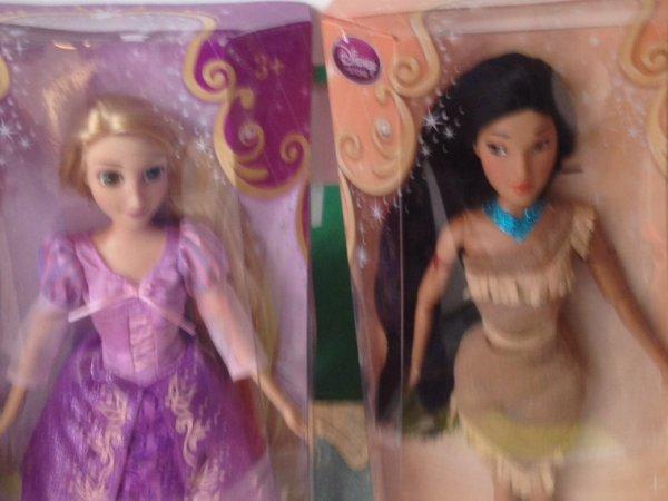 Mes deux nouvelles Classique 2015 de Disney Store