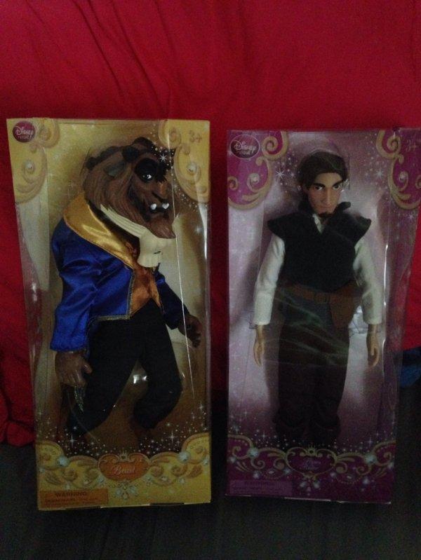 Mes princes 2015 de Disney Store