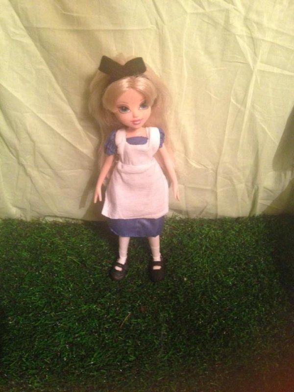 Ma petite Alice au Pays des Merveilles