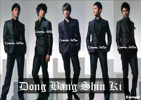 Les Dong Bang Shin Ki