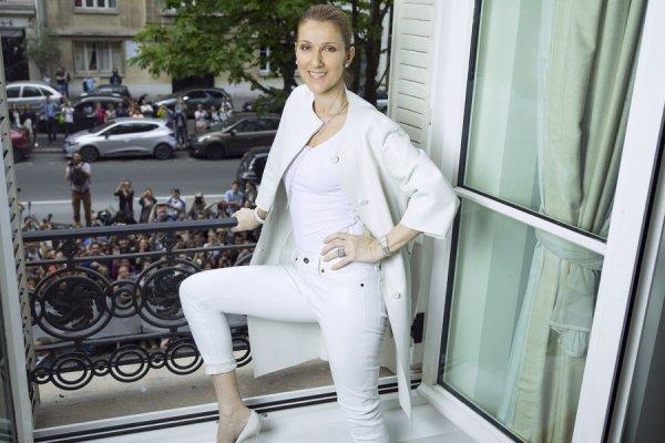 Céline Dion, son année sans René