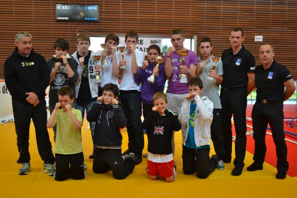 Interclub a Ploermel