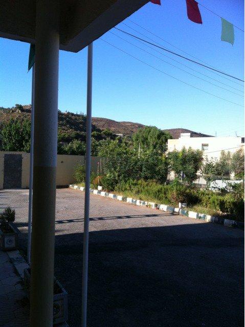 jardin de la mairie de djebala