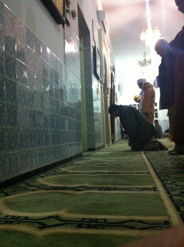 Mosque de elhouanet a djebala