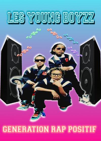 YOUNG BOYZZ / YOUNG BOYZZ-LA VIE DU BON COTE (2011)
